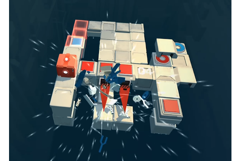 Indie puzzle game Death Squared is coming to Switch ...