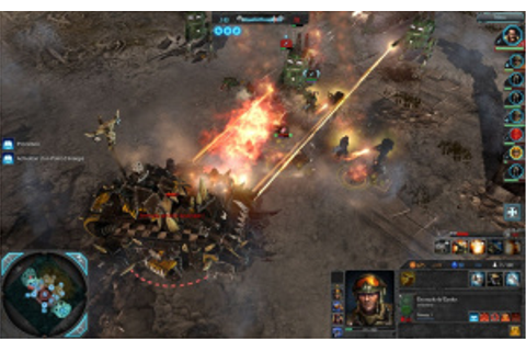 Test de Warhammer 40.000 : Dawn of War II : Retribution ...