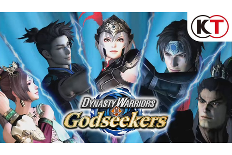 Dynasty Warriors: Godseekers Review - Just Push Start