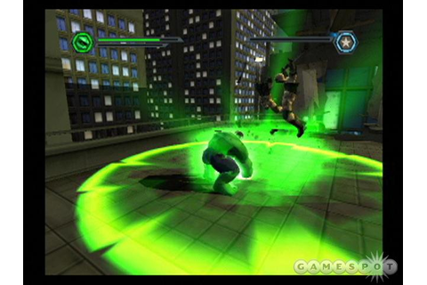 (PS2) Hulk [NTSC-U] [1.0 GB] | Games Online