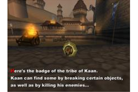 Kaan: Barbarian's Blade Download (2002 Arcade action Game)