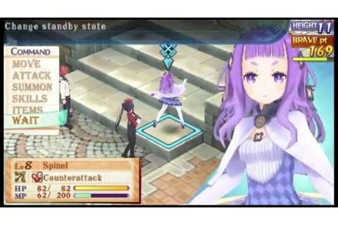 Summon Night 5 PlayStation TV Gameplay - YouTube