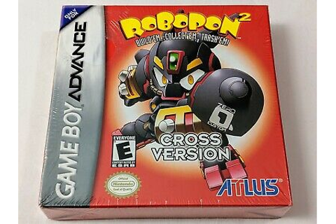 Robopon 2 Cross Version BRAND NEW! - Nintendo Game Boy ...