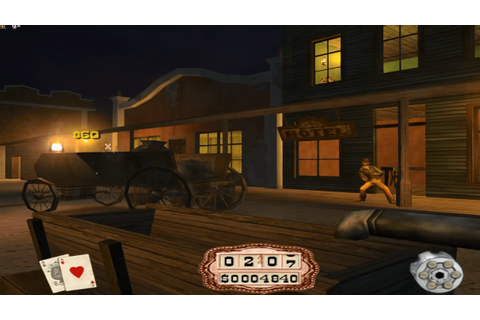 Gunfighter II: Revenge of Jesse James (Europe) PS2 ISO ...