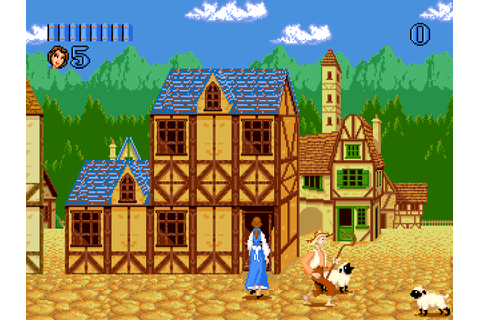 Beauty and the Beast - Belle's Quest Download Game ...