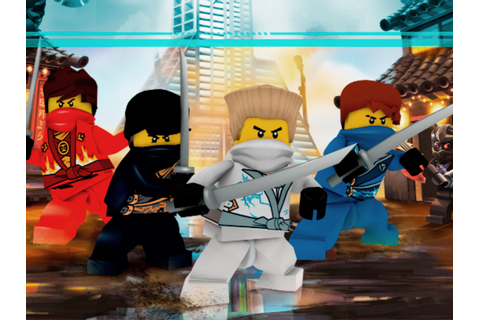 Ninjago Rebooted (Game) | Brickipedia | FANDOM powered by ...