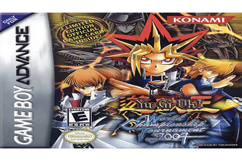 Descargar Yu-Gi-Oh! World Championship Tournament 2004 ...