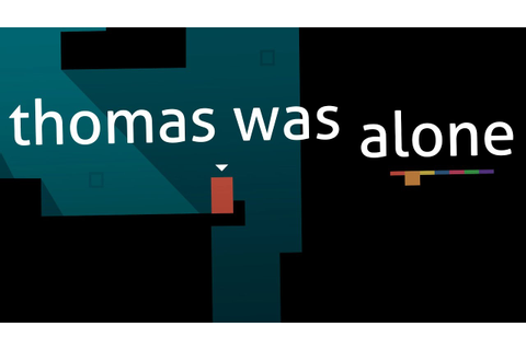 Thomas Was Alone - iPhone Trailer - YouTube
