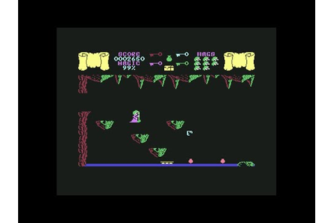 "C64: ""Cauldron"" Games - YouTube"