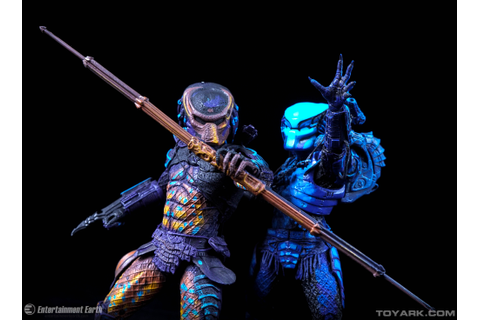 Photo Shoot - NECA Predator 2 VG Figure - Toy Discussion ...