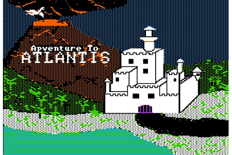 The CRPG Addict: Game 129: Apventure to Atlantis (1982)