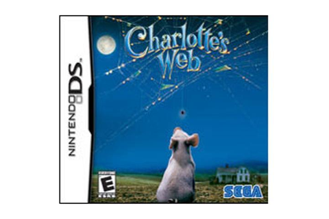 Charlotte's Web game - Newegg.com