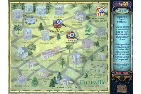 Mystery Case Files: Huntsville - Download