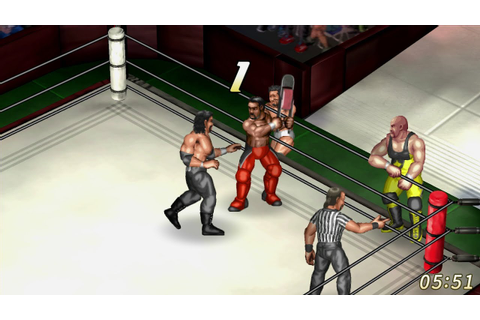 FIRE PRO WRESTLING WORLD - Download [PC Game] - Download ...