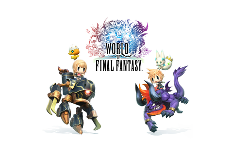 WORLD OF FINAL FANTASY™ Game | PS4 - PlayStation