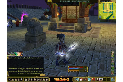 Scions of Fate (Yulgang) ~ MMO Game Zone