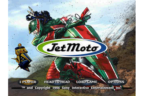 Jet Moto: Do Futuristic Racers Have a Future | The Maximum ...