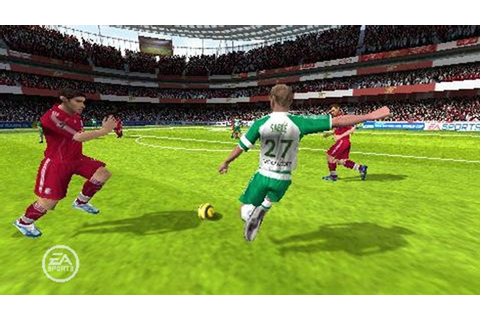 FIFA 07 Game | PSP - PlayStation