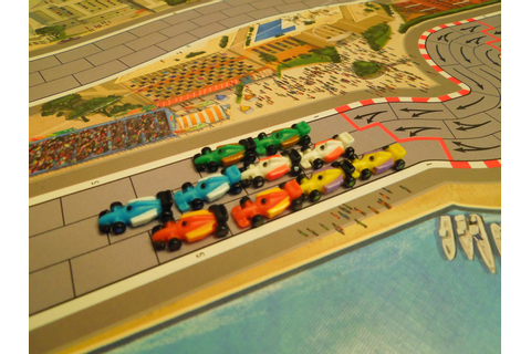 Formula D | A Board Game A Day
