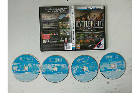 Battlefield: 1942 Anthologie (extensions campagne italie ...