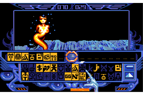 Captain Blood Screenshots for Atari ST - MobyGames