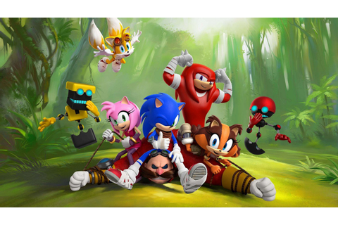 Game Informer Is Now A Part Of Sonic The Hedgehog's ...