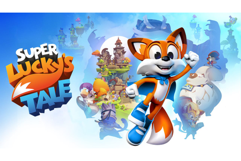 Super Lucky's Tale Review | NDTV Gadgets360.com