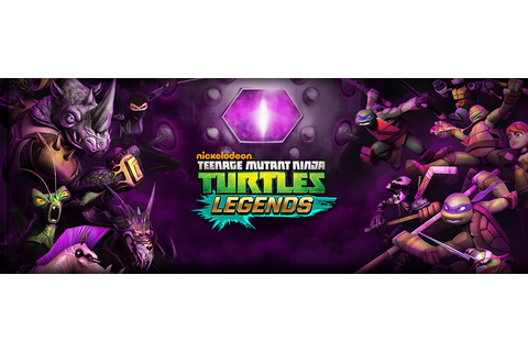 Teenage Mutant Ninja Turtles Legends | TMNTPedia | FANDOM ...