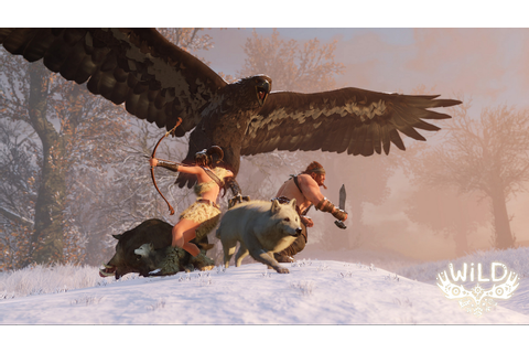 WiLD from Michel Ancel is an online survival game, lets ...