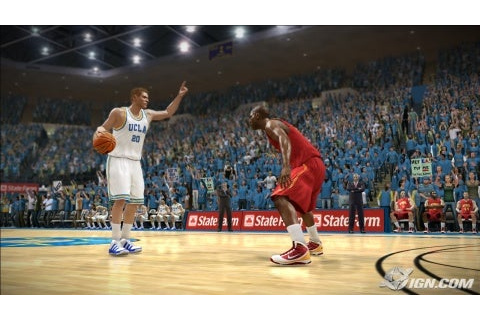 NCAA Basketball 10 Hands-on - IGN