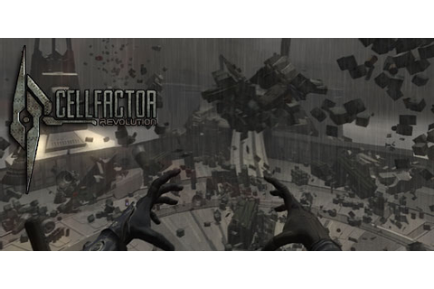 "CellFactor: Revolution PC preview - ""Having been built ..."
