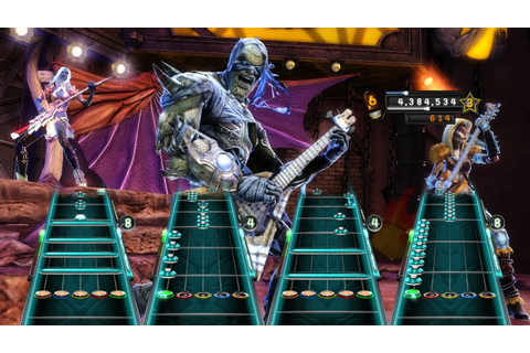 Moon Witch Cartridge: Guitar Hero: Warriors Of Rock