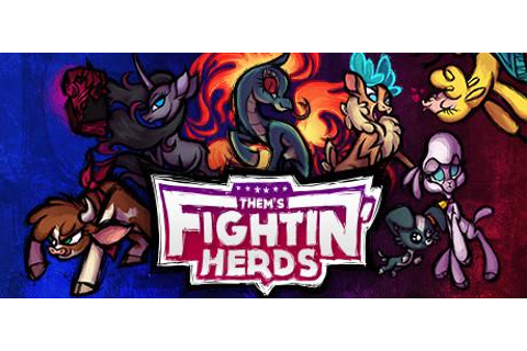 Them's Fightin' Herds for Windows (2018) - MobyGames