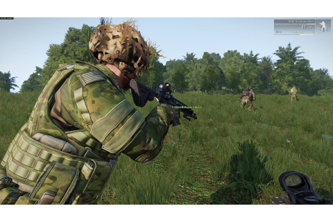 Arma III Apex - screenshots gallery - screenshot 6/33 ...