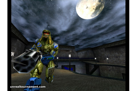 Unreal Tournament (1999) - Lutris