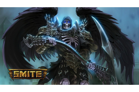 "SMITE: Thanatos, Jungle Gameplay - ""Harvesting Souls ..."