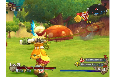 Secret of Mana Remake (PC/Vita/PS4, February 15th, 2018 ...