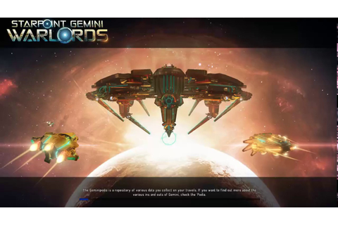 Starpoint Gemini Warlords - Gameplay Part 1 - YouTube