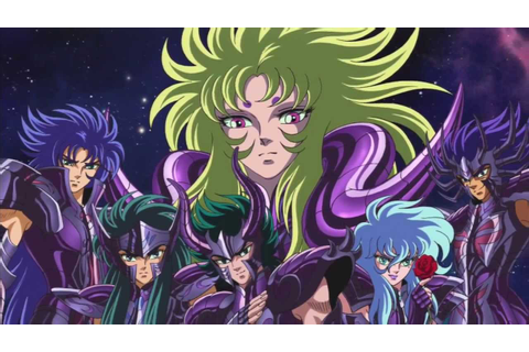 Saint Seiya Brave Soldiers Opening 720P HD - YouTube