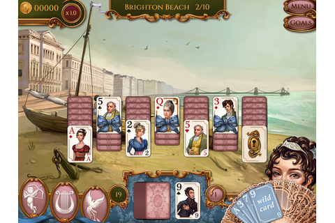 Regency Solitaire [Official Site]
