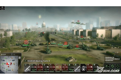 Gamecenter: Download Free Games Tom Clancy's EndWar Full ...