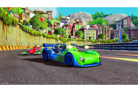 Comprar Disney Pixar Cars 2: The Video Game Steam