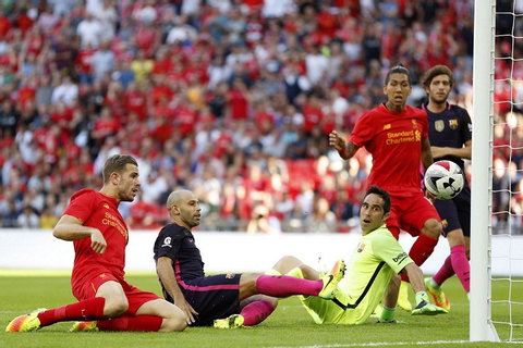 | VIDEO: Barcelona THUMPED 4-0 by Liverpool