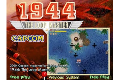1944 The Loop Master (Arcade) - YouTube