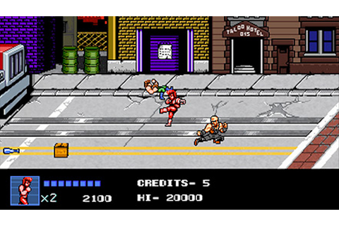 Double Dragon IV (PC steam / PS4) - JGGH GamesJGGH Games