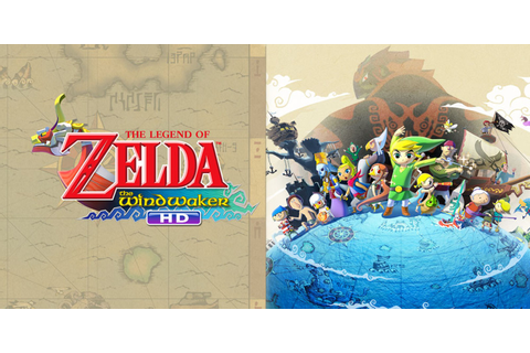 The Legend of Zelda: The Wind Waker HD | Wii U | Juegos ...