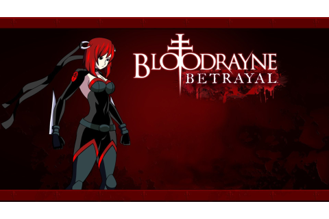 BloodRayne Betrayal HD Wallpaper | Background Image ...