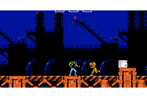 Play Retro Games Online: Shatterhand NES