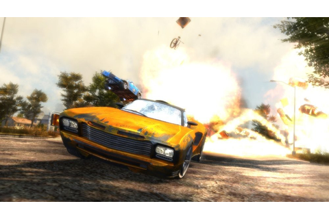 FlatOut 3 - Chaos & Destruction | PC Game Key | KeenShop