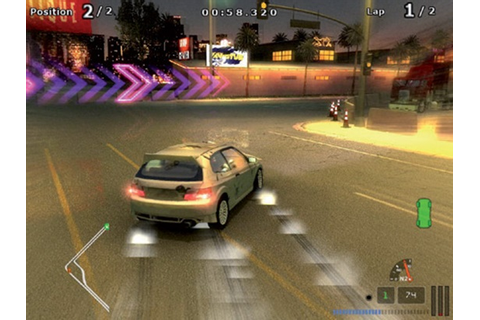 Overspeed High Performance Street Racing Game - Hellopcgames
